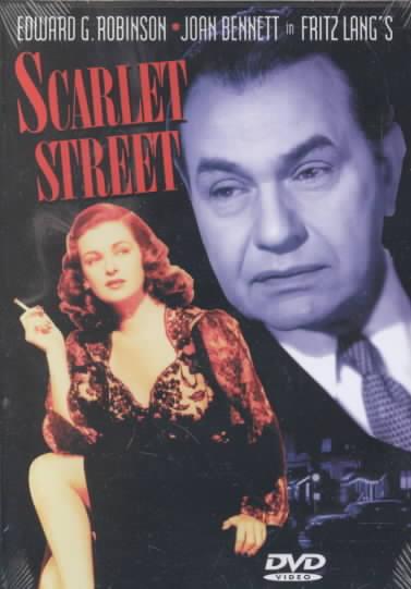 SCARLET STREET BY ROBINSON,EDWARD G. (DVD)